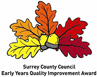 Surrey County Council Early Years Improvement Award